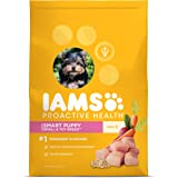 Iams Proactive Health Smart Puppy Small And Toy Breed Dry Puppy Food 6 Pounds (Discontinued By Manufacturer)