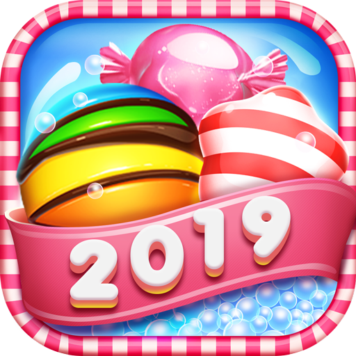 - Candy Charming - 2019 Match 3 Puzzle Free Games