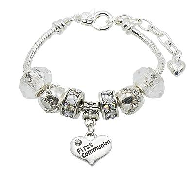regarder 76e8c f582a Jewellery Hut - Bracelet à breloques pour fille pour ...