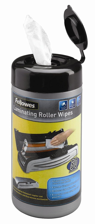 Fellowes 5703701 50pieza(s) toallita desinfectante - Paño de limpieza (50 pieza(s), Multicolor, Papel, 80 mm, 80 mm, 172 mm): Amazon.es: Oficina y papelería