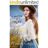 A Matter of Trust: historical inspirational romance