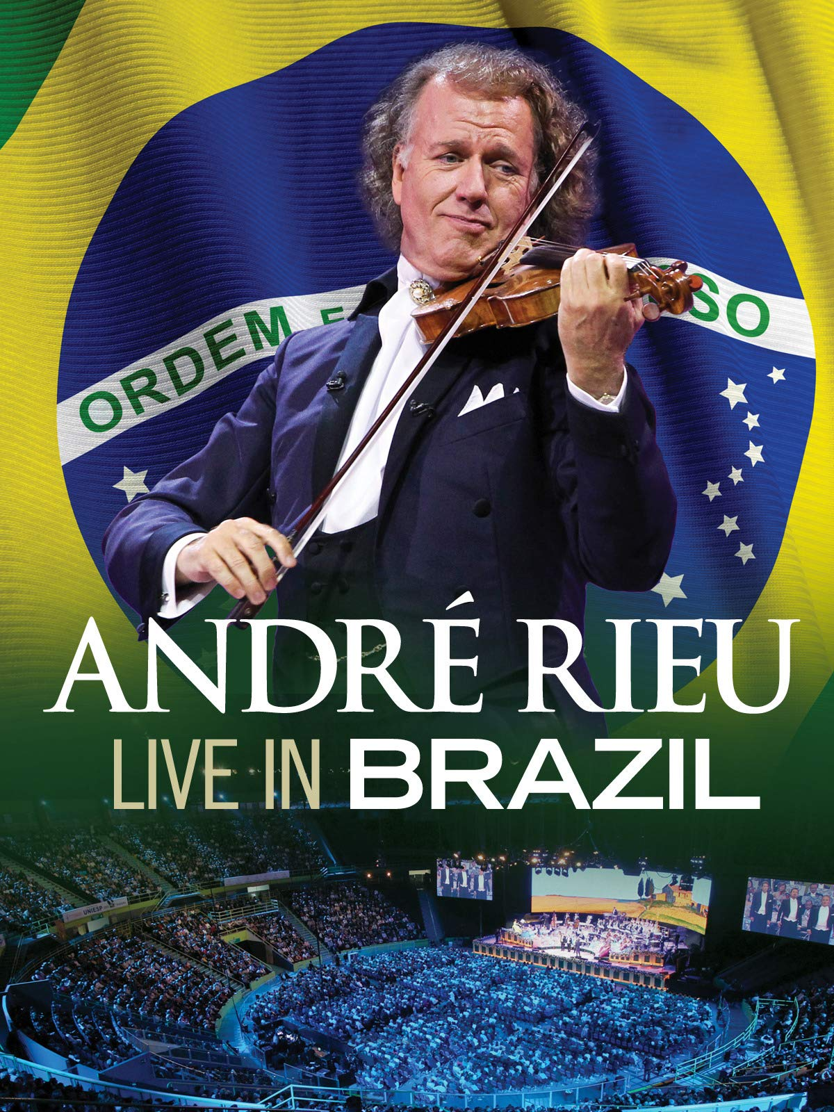 André Rieu And His Johann Strauss Orchestra - Live In Brazil on Amazon Prime Instant Video UK