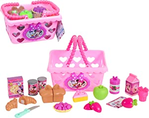 Minnie Bow-Tique Bowtastic Shopping Basket Set