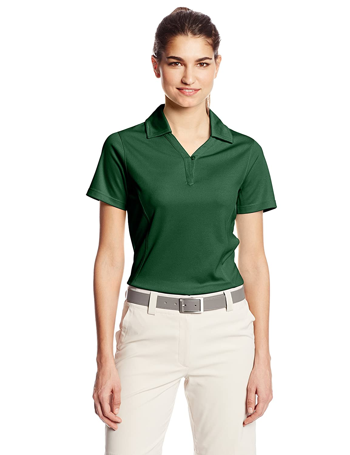 Cutter & Buck Women's Drytec Genre Short Sleeve Polo WCK02289