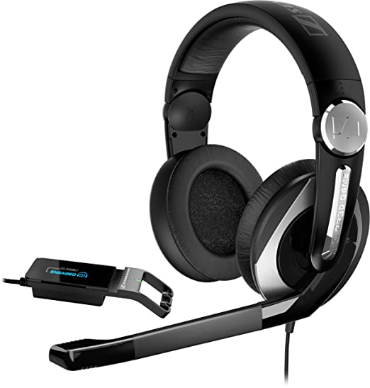 Sennheiser Pc 333d 3d G4me Headset Amazon De Computer Zubehr