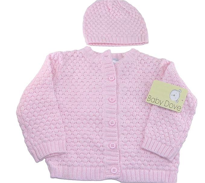 Dusty pink cardigan Popcorn cardigan Photography props Baby cardigan Popcorn bonnet Baby Popcorn cardigan Sitter Baby girl