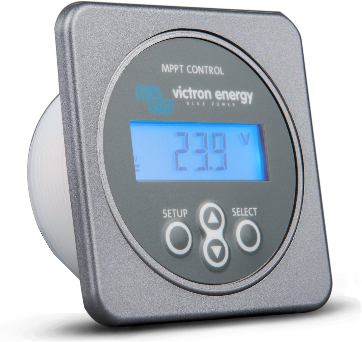 Victron ve.diretto MPPT pannello di controllo con display LCD/ /a monitor Victron Bluesolar MPPT Solar Charge controller