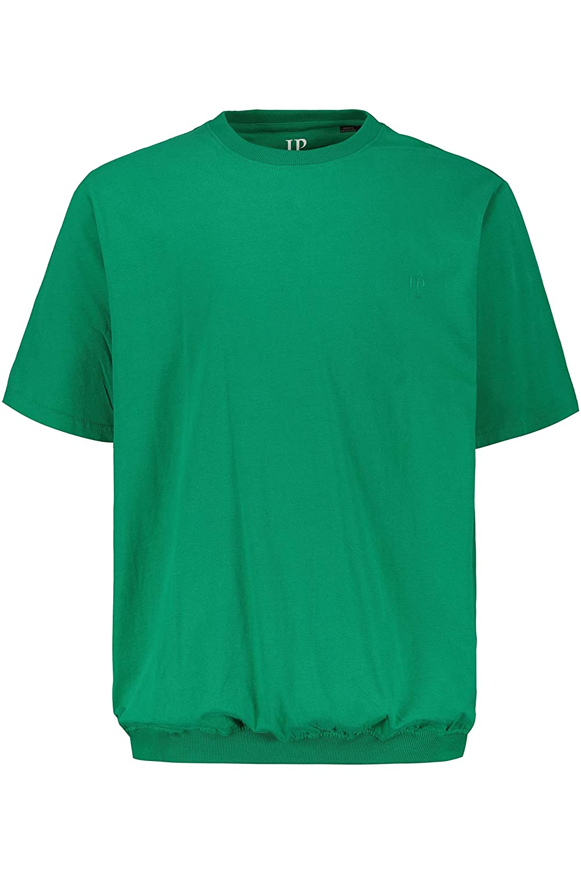 JP 1880 Mens Big /& Tall JP Logo Classic Polo Shirt 712616