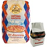 Amazon.com : Antimo Caputo Pizzeria Flour (Blue) 5 Lb