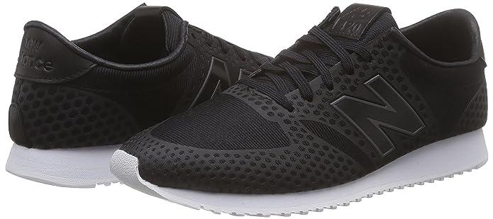 Amazon.com | New Balance Wl420df, Womens Low-Top Sneakers Black | Walking