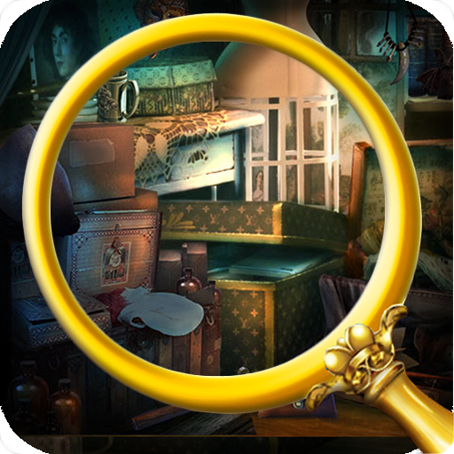 Restoration Runes - Hidden Object Challenge # 1