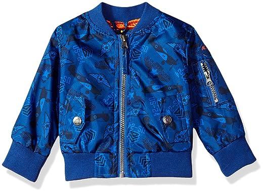 835936216 Amazon.com  iXtreme Baby Boys Printed Flight Jacket  Clothing
