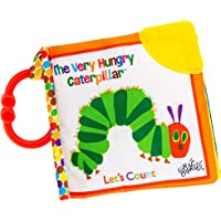 Kids Preferred Let's Count Clip-On Book, The Very Hungry Caterpillar
