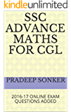 SSC ADVANCE MATHS FOR CGL: 2016-17 ONLINE EXAM QUESTIONS ADDED