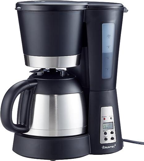 Home Essentials KAM-9004 Cafetera de Filtro, 800 W, Negro: Amazon.es: Hogar