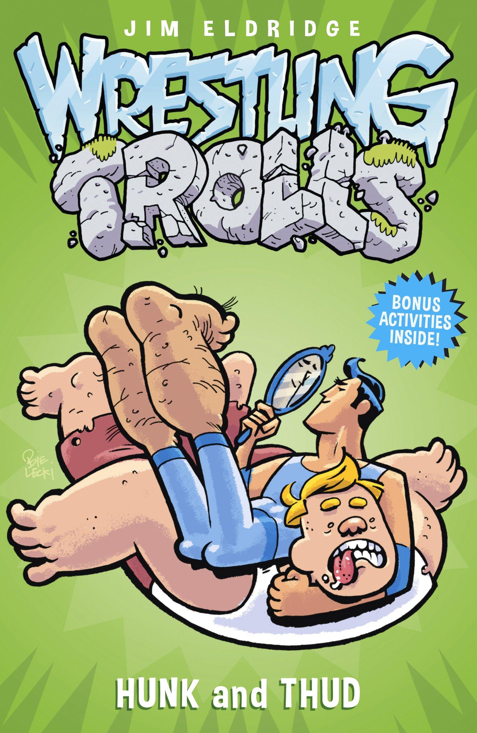 Download Hunk and Thud (Wrestling Trolls) ebook