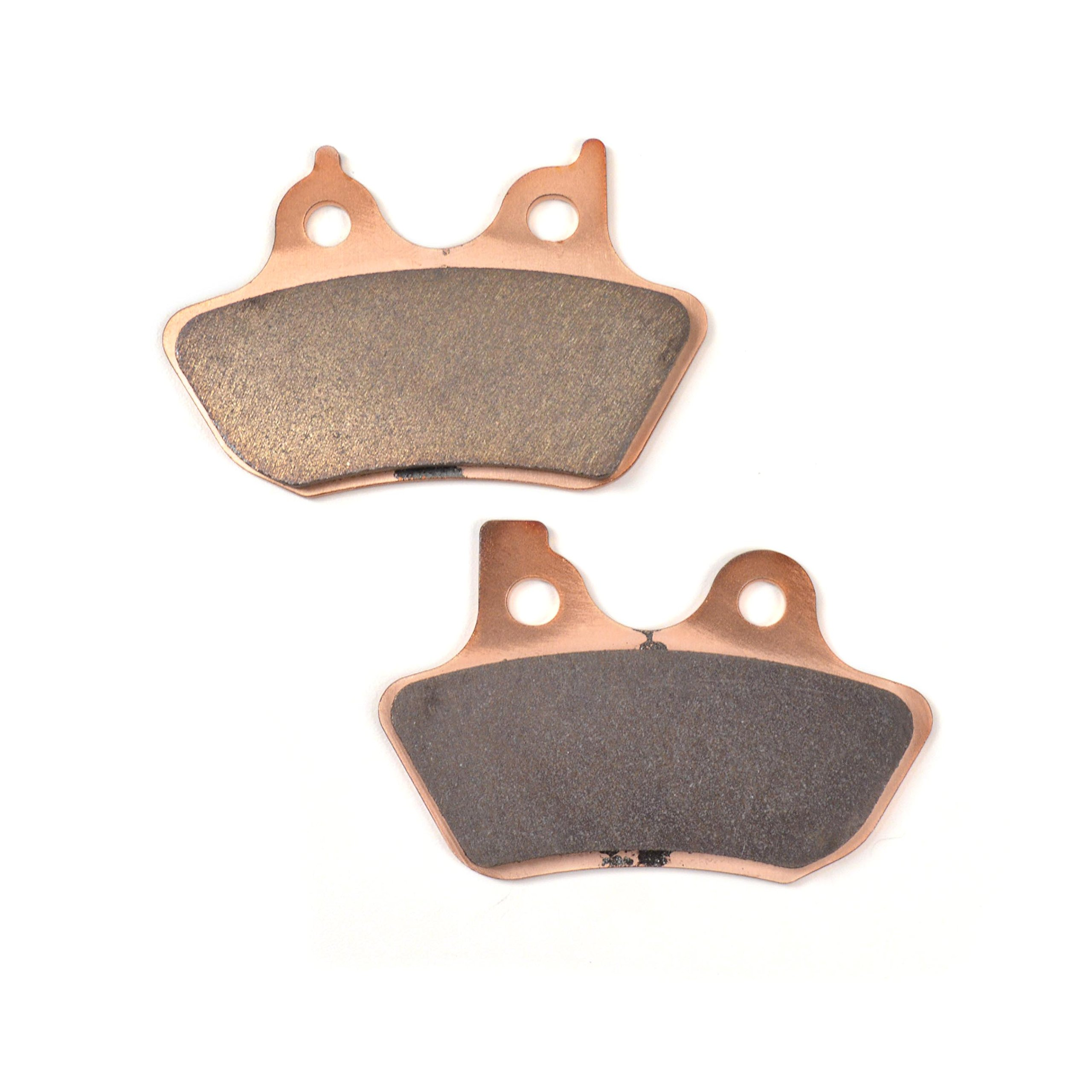 Harley Davidson XL Sportster 1200 Custom/Sport 00-03 Front Performance Brake Pads by Niche Cycle Supply