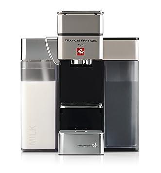 Francis Francis para Illy Y5 máquina de café y leche Espresso, satinado: Amazon.es: Hogar