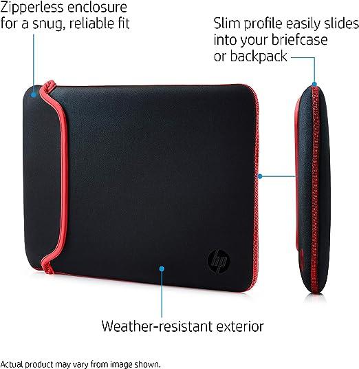 Hp Sleeve V5c26aa Schutzhülle Für Laptops Tablets Neopren 14 Zoll