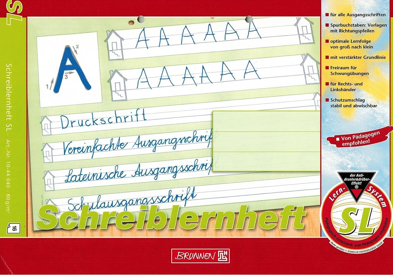 Lernheft / Schreibheft \