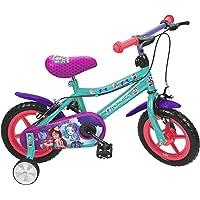 """Enchantimals Saica 8821, Bicicleta 12"""" EVA, Color Morado"""