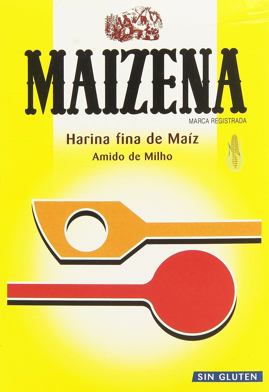 Maizena Harina Fina de Maíz - 400 g: Amazon.es: Alimentación y bebidas