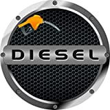 Fusion Graphix Diesel Sticker for Universal car for Swift Dezire 005