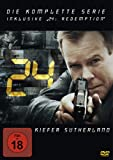 24 - The Complete Collection inklusive 24: Redemption (49 Discs)