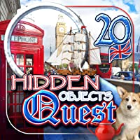 Hidden Objects Quest 20: Streets of London