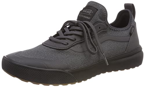 7f2cd13e522 Vans Mens Asphalt Black Knit Ultrarange Ac Sneakers-UK 9  Amazon.ca ...