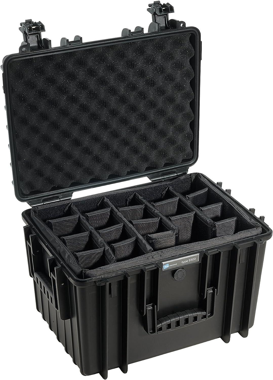 B /& W Outdoor CASE 1000 BLACK RPD