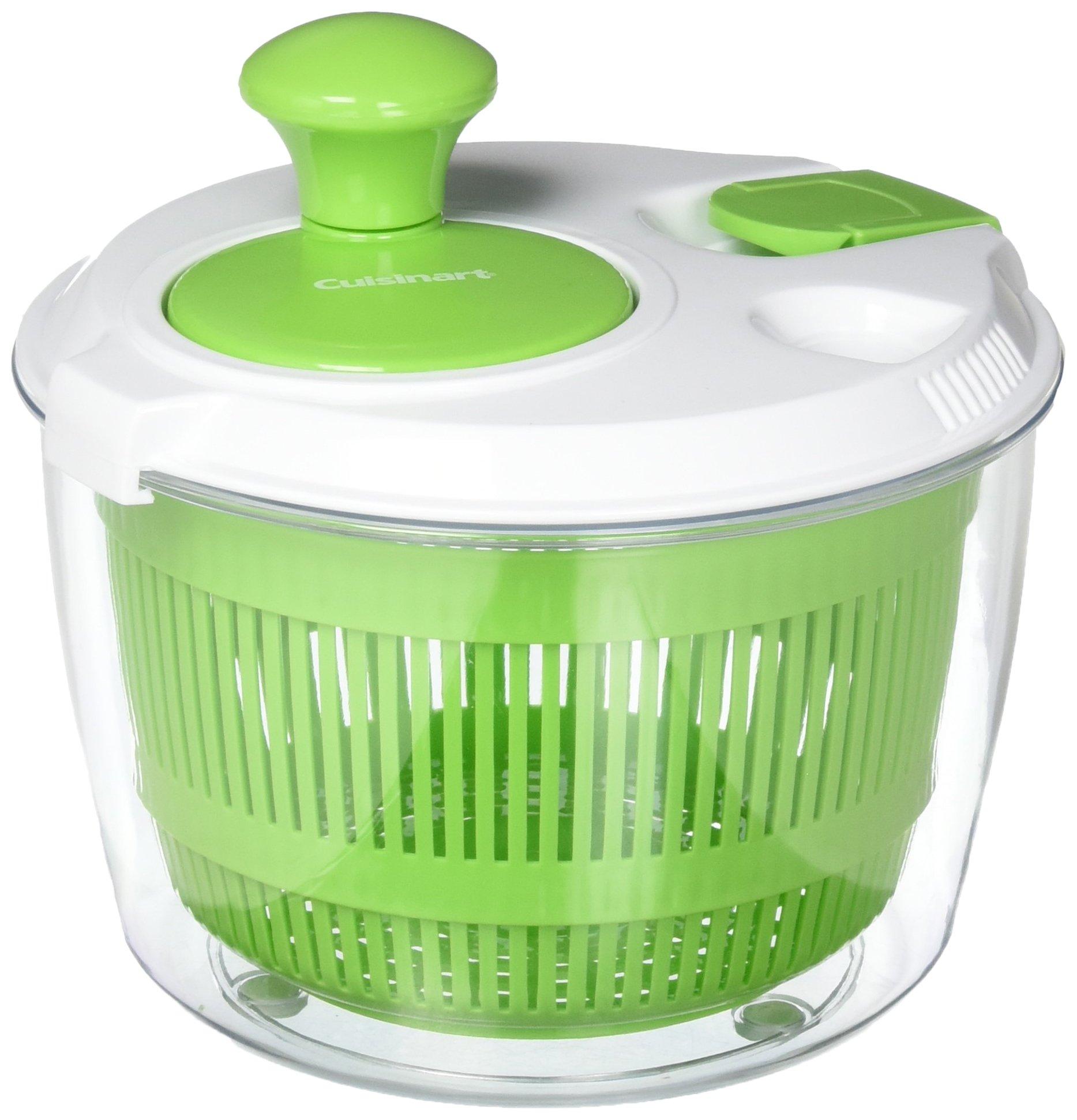 Cuisinart CTG-00-SSAS Salad Spinner, Green by Cuisinart