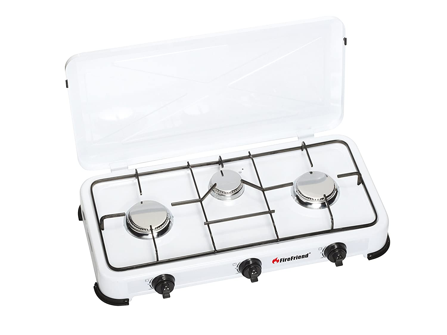 Gas stove 2 burner Firefriend