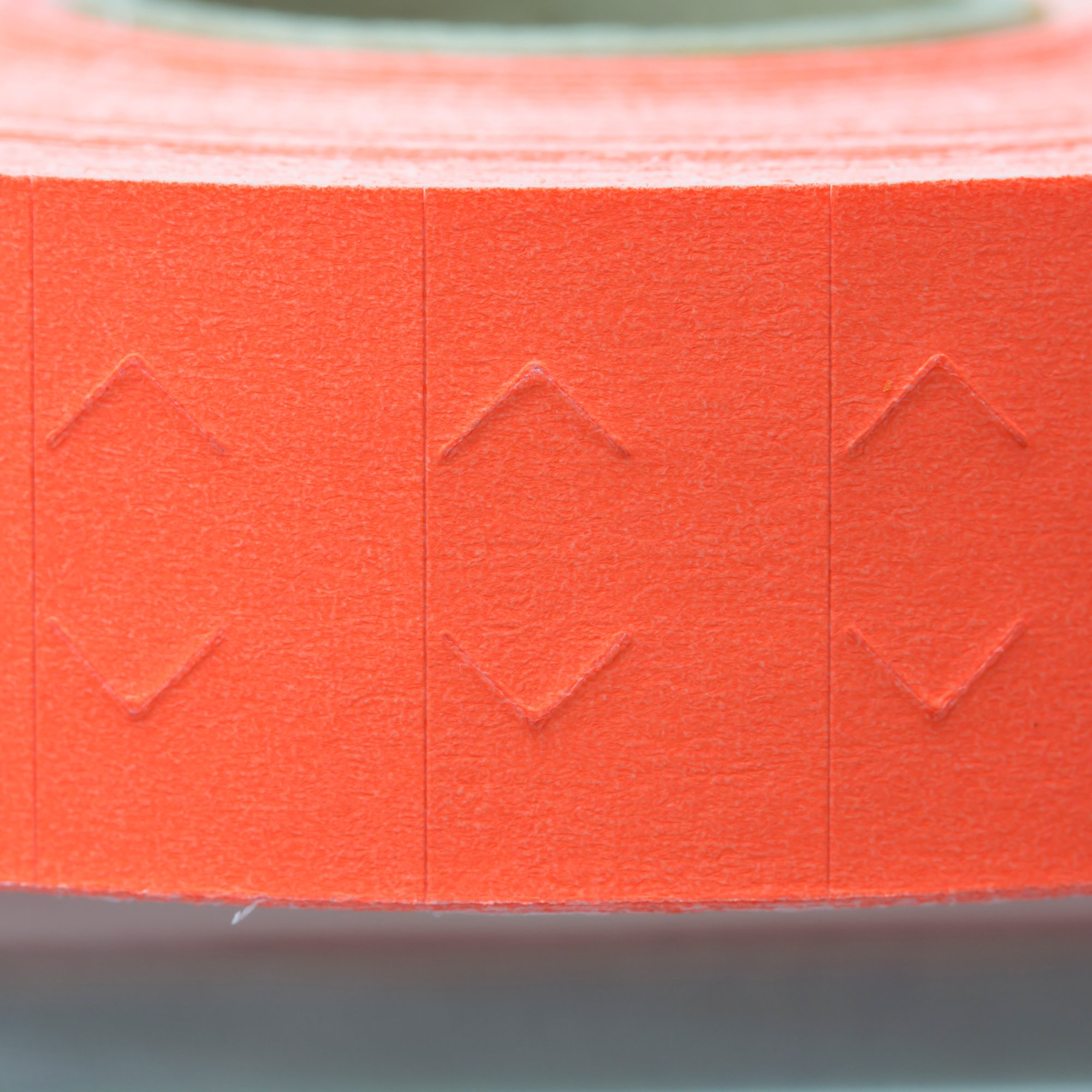Monarch 1131 Compatible Labels - Fluorescent Red - 20,000 Labels - Pack with 8 rolls - Labels for Us by Labels for Us (Image #5)