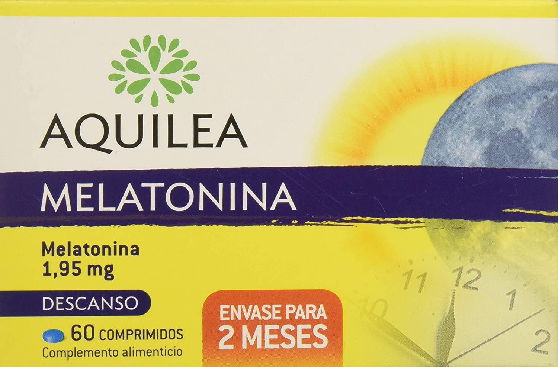 Aquilea Melatonina Complemento Alimenticio - 60 Comprimidos ...