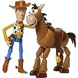 Toy Story Disney Pixar 4 Woody & Bullseye...