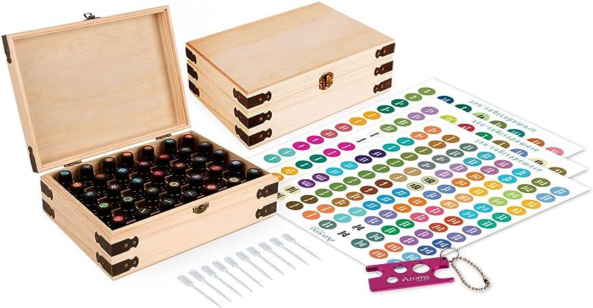 Aroma Designs Oil Box Organizer