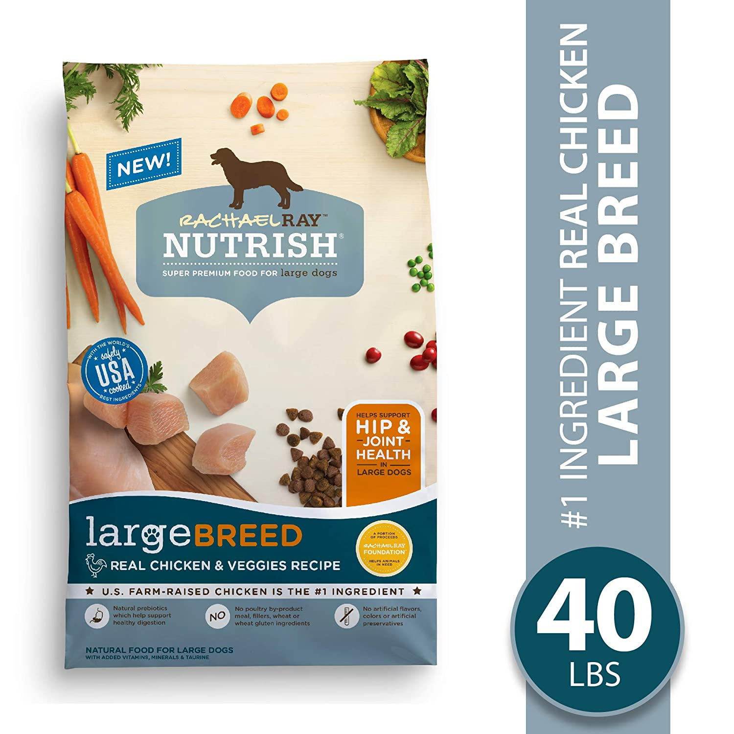 Rachael Ray Nutrish Dry Dog Food
