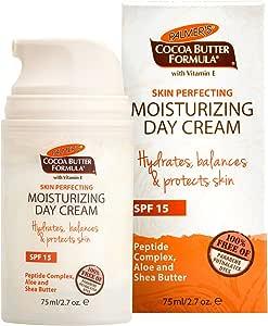 PALMER'S Cocoa Butter Formula SPF 15 Moisturizing Day Cream, 75g