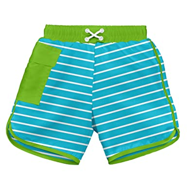 642b5aa72c I-Play. Baby & Toddler Boys' Striped Pocket Trunks with Built-in ...