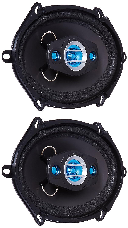 Scosche Hd57684 Hd Speakers 5 X 7 6 8 Set Car Wiring Harness Box S Electronics