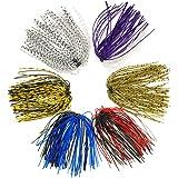 Hole in one jig fishing skirt Bass Musky Pike Spinner//Jig Quick Change Skirt 073