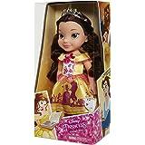 Disney Princess – Baby Principessa Bella – La mia Prima Bambolina – 38 cm