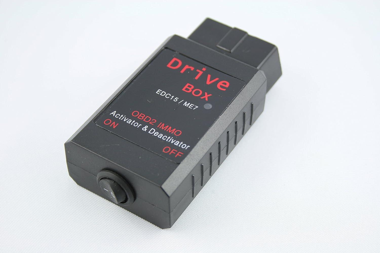 /Turbo rapide Start S/écurit/é WFS Voiture Auto 4251520299931 Drive Box antid/émarrage pour EDC15/ME7/OBD2/on off pour essence diesel/