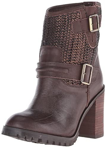Chinese Laundry Women's Leafy Boot, Brown/Bronze Leather, ...