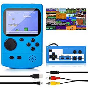 KIDWILL Handheld Game Console