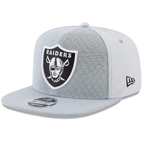 11178f6176d28 New Era NFL Oakland Raiders Adult Men NFL Kickoff Reverse Team Original Fit  9Fifty Snapback Cap