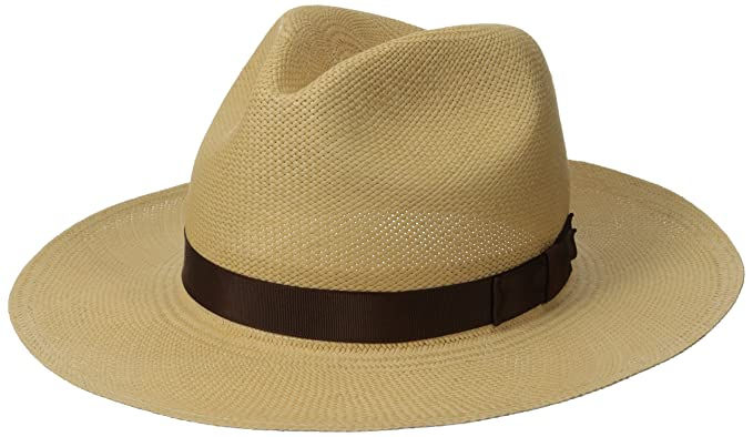 59c067b077444 Pantropic Men s Classic Fedora Hat  Amazon.co.uk  Clothing