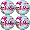 LOL Surprise Lil Outrageous Littles Series 1 Mystery Pack - Multi-Pack of 4