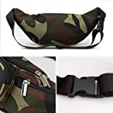 Waist Bag Belt Nylon Multifunctional for Women